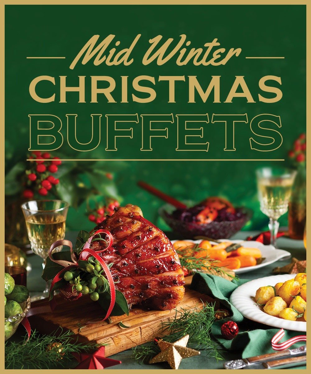 Mid Winter Christmas Buffets